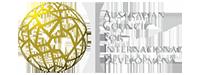 Australian Council For International Development Logo