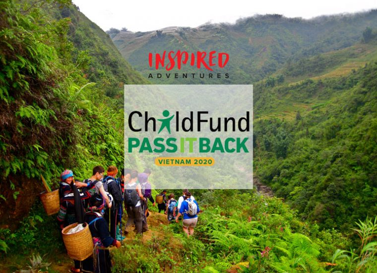 ChildFund Pass It Back Vietnam Trek 2020
